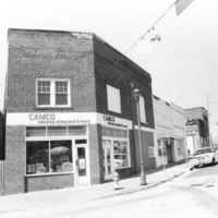 100 Trade Street with Camco as the business occupant in 1979.