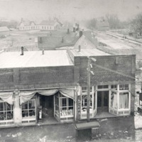 Peoples Store in c. 1904.