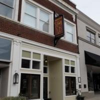 Bin112 Restaurant in 112 Trade Street, c. 2008.