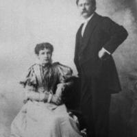 Charles and Fanny Drace